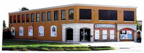 Health Net Medical & Dental Clinic- CUNUPIA Building